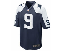 New DALLAS COWBOYS ROMO NIKE GAME REPLICA THROWBACK JERSEY Number 9