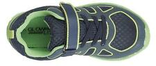 Boys Trainers Navy and Lime Glow At Night Infant 8 - large boy 2