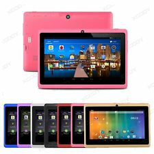 XGODY 7''Inch Android4.4 8GB Quad Core Tablet PC Dual Camera Wifi Bluetooth HD