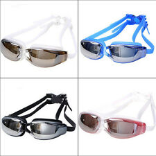 Adult Profession Waterproof Anti-Fog UV Protect Swim Glasses Swimming Goggles XX