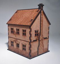 15mm WW2 buildings House/Shop/Ruined Shop ideal for FoW, Team Yankee, Tanks etc