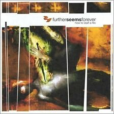 FURTHER SEEMS FOREVER - How to Start a Fire - CD ** Brand New **