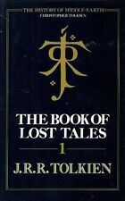 J. R. R. TOLKIEN - The Book of Lost Tales, Part One The History of Middle-Earth,