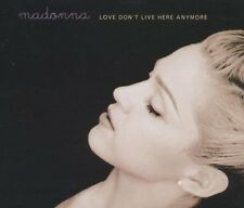 MADONNA - Love Don't Live Here Anymore - CD ** Very Good condition **