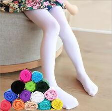 1Pcs Girls Dance Tights Pantyhose Stockings Ballet Candy Hosiery Kids Opaque New