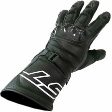 RST Blade Sports Leather Motorcycle Gloves - Black