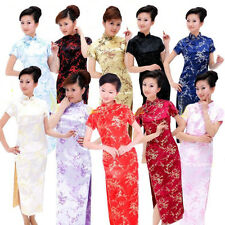Hot Chinese Traditional Lady's Cheongsam Bridesmaid Evening Dress/Qipao S -- 6XL