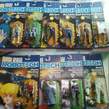 Harmony Gold Miriya,Miriya,Max Sterling,Roy Fokker etc Robotech Action Figure