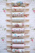 Vintage Shabby Chic Decorated Rolling Pin Cath Kidston Emma Bridgewater Kitchen