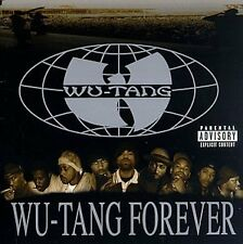 WU-TANG CLAN - Wu-Tang Forever - CD ** Very Good condition **