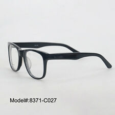 8371 unisex full rim acetate  myopia eyewear eyeglasses  RX optical frames