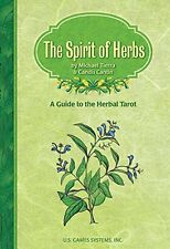 MICHAEL TIERRA - The Spirit of Herbs: A Guide to the Herbal Tarot  ** New **