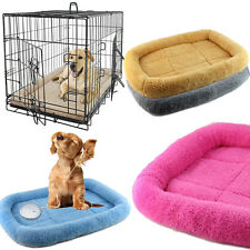 New Pet Dog Cat Bed Puppy Cushion House Pet Soft Warm Kennel Dog Mat Blanket