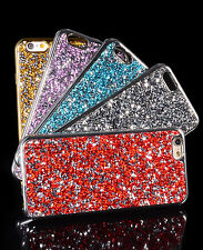 LUXURY GLITTER BLING CRYSTAL DIAMOND BACK CASE COVER FOR APPLE IPHONE 6S PLUS