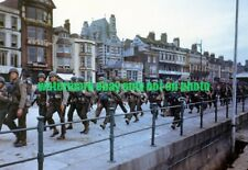 Army D-Day Invasion Normandy Photo Military WW2 WWII Troops Soldier VET  D DAY