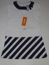 Gymboree Cape Cod Cutie White/Blue Sailor Dress Stripes Size 4 5 6 7 NEW