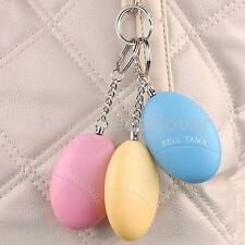 Personal Anti Rape Security 120dB Alarm Attack Panic Emergency Keychain 3 Colors