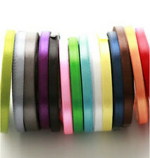 Satin Ribbon DIY Crafts For Wedding&Party Hair Accessories Bows Decorations li