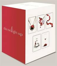 Twilight Saga 5 Book Set (White Cover) ' Meyer, Stephenie