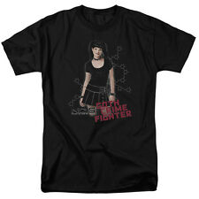 NCIS Abby Sciuto GOTH CRIME FIGHTER Licensed Adult T-Shirt All Sizes