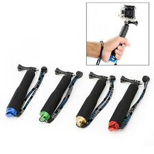 HOT Waterproof Monopod Handheld Selfie Stick Pole for GoPro Hero 4 3 2 SJ4000 US