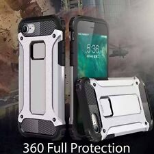 New for Iphone 7 plus hybrid armor anti shock hard back cover case heavy duty