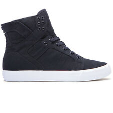 New SUPRA SKYTOP D BLACK WHITE