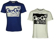 MENS TSHIRT GIO-GOI IN VARIETY OF TWO COLOURS WHITE & SURF THE WEB RRP £24.99