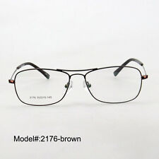2176 full rim men  metal myopia eyewear eyeglasses prescription spectacles