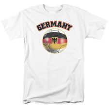 GERMANY Football Soccer German Flag Adult T-Shirt All Sizes