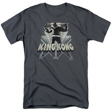 Classic King Kong Movie 8TH WONDER of the World Adult T-Shirt All Sizes