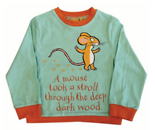 Unisex Kids Gruffalo Mouse Long Sleeve T-Shirt