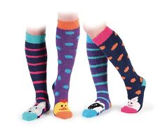 Shires Fluffy Horse Riding Socks 4 Colours, Adults, Childs.