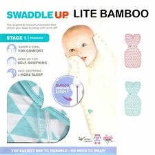 Love to Dream - Lite Bamboo - Swaddle Up - Coral or Ocean available in 3 sizes