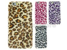 """Furry Leopard Cover Case for Apple iPhone 6 6S (4.7"""")"""