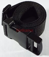 Scuba Diving Side Release Knife or Utility Straps 2 X 25mm Webbing Dive Gear
