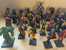 MARVEL CLASSIC FIGURINE COLLECTION ISSUES #61-73 LAST FEW