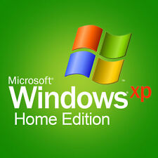 Windows XP Home Edition 32 bit with SP3 original CD with product key & RAM