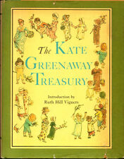Greenway, Kate / Kate Greenaway Treasury An Anthology of the Illustrations 1978