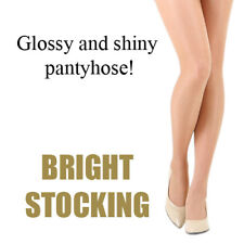 -2 pairs- 15D Glossy and shiny pantyhose / 4 color / Free shipping