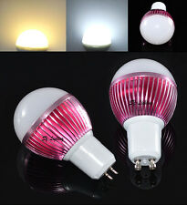 9W Watt GU10 GU5.3 Warm/Pure White LAMP AC 85-265V LED BULB Globe Lamp Light