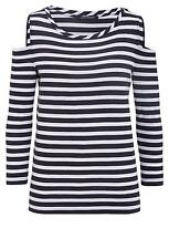 Striped Shirt, Long sleeve, Luisa Cerano, Size 36, 38, 40