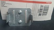 Wiremold G3001 Raceway Coupling, lot of 5