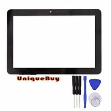 """New 10.1"""" Glass Screen For BQ Edison 3 Touch Panel Replacement Digitizer Black"""