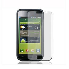 3x CLEAR LCD Screen Protector Shield for Samsung Galaxy S i9000 i9008