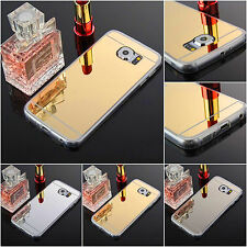 Bling Luxury Ultra Thin Soft Mirror Case Cover For Samsung S6/S6Edge/S7/S7Edge