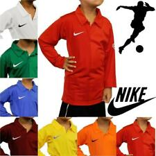NIKE Harlequin Kids Long Sleeve Football Rugby Style Shirt t-shirt polo
