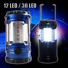 Hot! LED Portable Camping Torch Battery Operated Lantern Night Light Tent Lamp