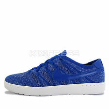 Nike Tennis Classic Ultra Flyknit [830704-400] NSW Casual Game Royal/White