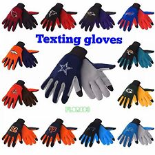 NFL Texting Technology Gloves - Pick Your Team